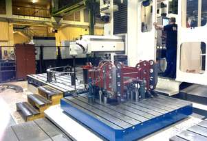 Sachman Frazer Traveling Column CNC Bed Mills