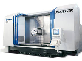 Sachman Frazer Traveling Column CNC Bed Mills - picture1' - Click to enlarge
