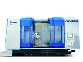 Sachman Frazer Traveling Column CNC Bed Mills - picture2' - Click to enlarge