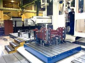 Sachman Frazer Traveling Column CNC Bed Mills - picture0' - Click to enlarge