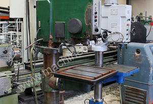 Erlo TCA-50 geared head pedestal drilling machine