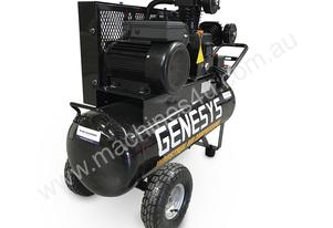 70Lt Electric Air Compressor 240V 18CFM - 125 PSI