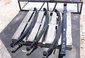 Nissan   Patrol GU rear springs