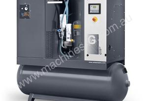 ELECTRIC ROTARY SCREW COMPRESSORS - G7FF -43 CFM