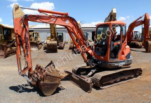 Kubota KX161-3SS Excavator *CONDITIONS APPLY*