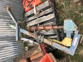 Used Post Hold Digger