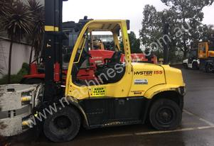 Hyster H155FT 8T Counterbalance Forklift