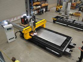 HDP Series CNC Plasma Profile Cutter - picture1' - Click to enlarge