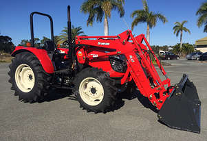 Branson K78R - 78HP Utility Tractor with 4 in 1 loader
