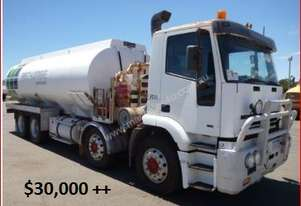 Iveco Eurotech 4500 Fuel Tanker