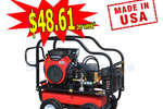 Petrol Pressure Washer 5000PSI 2135EHD
