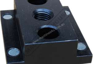 T60920 BuildPro Magnetic T-Slot Adapters 2 x 16mm Holes