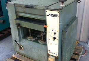Sicar USED   S500s THICKNESSER