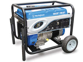 WESTINGHOUSE 8.8kVA Max Generator (Model: WHXC7000) - picture0' - Click to enlarge