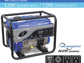 WESTINGHOUSE Portable PETROL Generator - picture1' - Click to enlarge