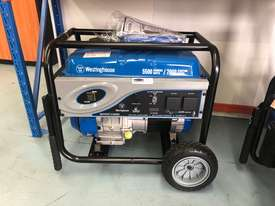WESTINGHOUSE Portable PETROL Generator - picture0' - Click to enlarge