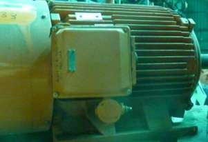 90 kw 120 hp 4 pole 415 v Pope PPA Electric Motor