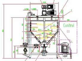 2,000Ltr Mixing System - picture0' - Click to enlarge