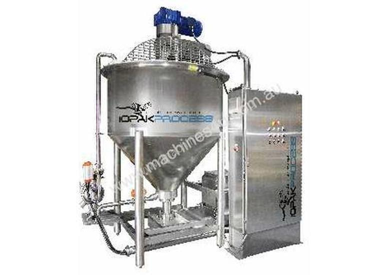 2,000Ltr Mixing System