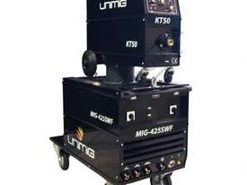 UNIMIG 425SWF Industrial MIG Welder 40-400 Amps #KUM425SWF - picture0' - Click to enlarge