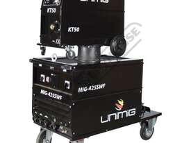 UNIMIG 425SWF Industrial MIG Welder 40-400 Amps #KUM425SWF - picture2' - Click to enlarge