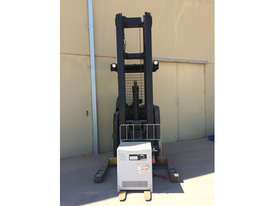 2007 Yale NR035EA 36v Electric Pallet Stacker - picture1' - Click to enlarge