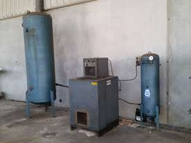 Compressor, Dryer & 2 Receivers - picture0' - Click to enlarge