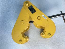 Girder Clamp 3 Ton Beaver Beam Chain Block Mount - picture0' - Click to enlarge