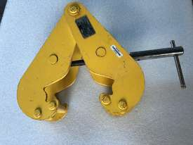 Girder Clamp 3 Ton Beaver Beam Chain Block Mount - picture2' - Click to enlarge