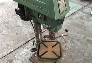 Sher Pedestal Drill Press Bench Mount Industrial Trade Quality 12 speed