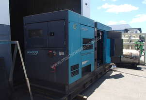 Second Hand AIRMAN 450 KVA Diesel Backup Power Generator