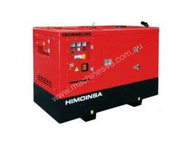 Himoinsa 35kVA Three Phase Diesel Generator - picture1' - Click to enlarge