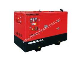 Himoinsa 35kVA Three Phase Diesel Generator - picture3' - Click to enlarge