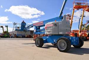 2008 Genie Z-60/34 Articulating Boom Lift