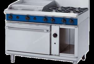 Blue Seal Evolution Series G508B - 1200mm Gas Range Static Oven