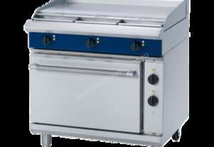 Blue Seal Evolution Series E506A - 900mm Electric Range Static Oven