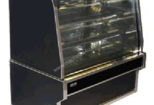 Koldtech KT.RCD.18 Curved Glass Refrigerated Cake Display 1800mm