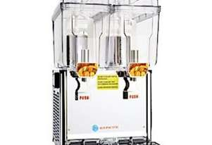 ICS PACIFIC PaddleCof 336 3 x 12L Refrigerated Drink Dispenser