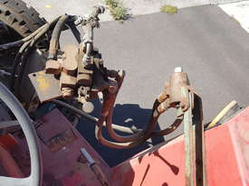Massey Ferguson Tractor MF550 and HD Flail Mulcher - picture6' - Click to enlarge
