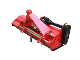 Massey Ferguson Tractor MF550 and HD Flail Mulcher - picture7' - Click to enlarge