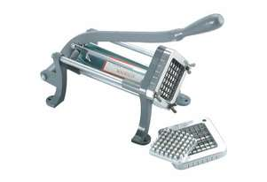 Chef Inox French Fry Cutter - 1/4`` - 3368