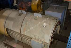 185 kw 250 hp 4 pole 415 volt AC Electric Motor