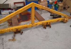 CASCADE USED FORKLIFT SPREADER