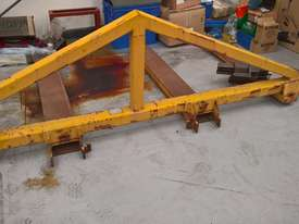 USED FORKLIFT SPREADER - picture0' - Click to enlarge