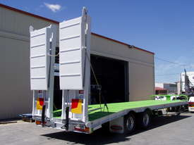 NEW BOGIE AXLE TRAILER  - picture0' - Click to enlarge