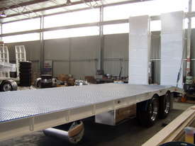 NEW BOGIE AXLE TRAILER  - picture2' - Click to enlarge