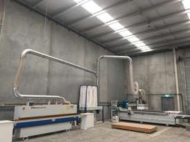 Complete Business Solution - Edgebander + CNC + Dust Extractor - picture0' - Click to enlarge