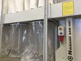 Complete Business Solution - Edgebander + CNC + Dust Extractor - picture19' - Click to enlarge