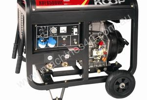 Diesel Welder Generator 180AMP Electric Start