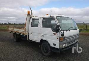 FORD TRADER Tipper Truck (S/A)